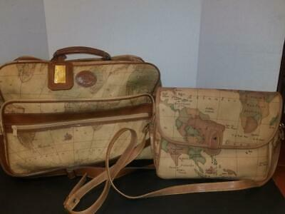 The Columbus Collection Carry On Luggage Bag Set