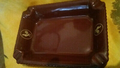 Vintage collectable beer pub ashtray Wade pdm Courage Directors Bitter