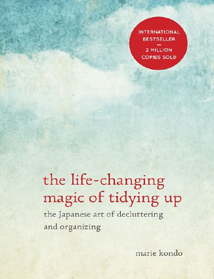 The Life-Changing Magic of Tidying Up by Marie Kondo (Electronic book only)