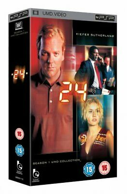 24 - Season 1 [UMD Mini for PSP] - DVD  BMLN The Cheap Fast Free Post