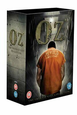 OZ Complete Collection (Season 1-6) [DVD] - DVD  XIVG The Cheap Fast Free Post