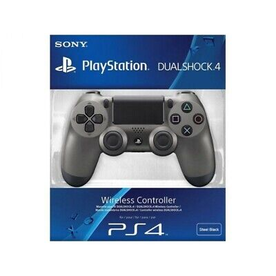 Mando Ps4 Dualshock Color Acero Playstation 4 Steel Edicion Limitada Original