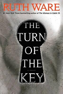 The Turn of the Key Hardcover Ruth Ware 6August2019 by Ruth Ware Thrillers NEW