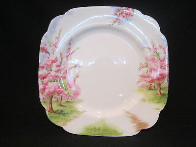 Royal Albert  - BLOSSOM TIME - Luncheon Plate