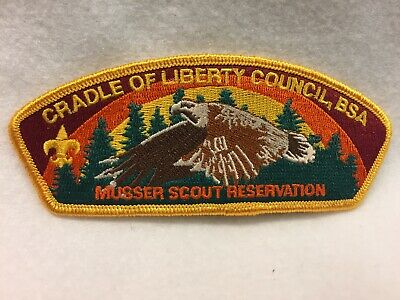 100th Anniversary Patch Musser Madness Boy Scout Patch