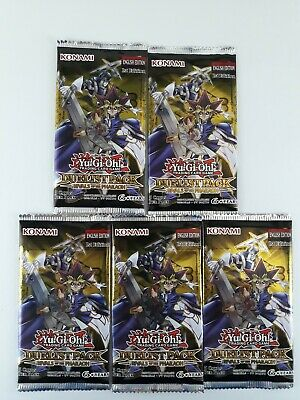 YuGiOh! Duelist Pack Rivals of the Pharaoh x5