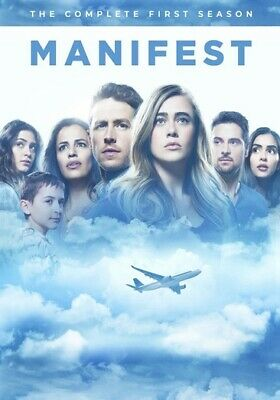 Manifest: The Complete First Season (DVD,2019)