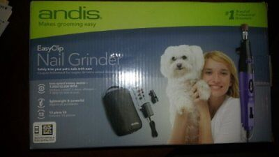 Andis 65880 2 Speed Pet Nail Grinder