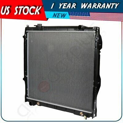 For 1995-2004 Toyota Tacoma 2.7L 3.4L V6 l4 New Aluminum Radiator Fits 1755