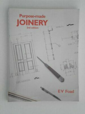 Purpose-made Joinery by Foad, E.V. Paperback Book The Cheap Fast Free Post