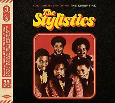 The Stylistics - You Are Everything - The Stylistics CD 1JVG The Cheap Fast Free