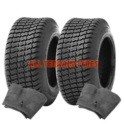13x5.00-6 Turf TYRES & TUBES For Ride-on Lawnmower Garden Tractor 13x500-6  P332