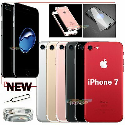 Smartphone Apple iPhone 7 32GB 128GB 256GB Sim Unlocked Nuovo Various Colours IT