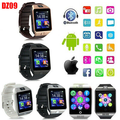 Sports Fitness Tracker Watch Waterproof Heart Rate Monitor Exercise Fitbit iOS*