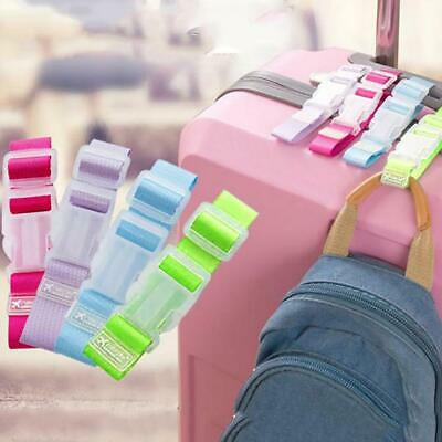 Luggage Hang Buckle Travel Suitcase Hanging Belt Anti-lost Clip Strap KS