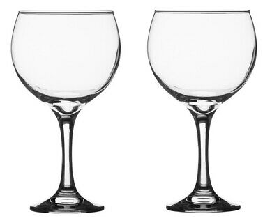 2 x Large Ravenhead 55cl Gin Balloon Cocktail Bowl Wine Serving Drinks Glasses