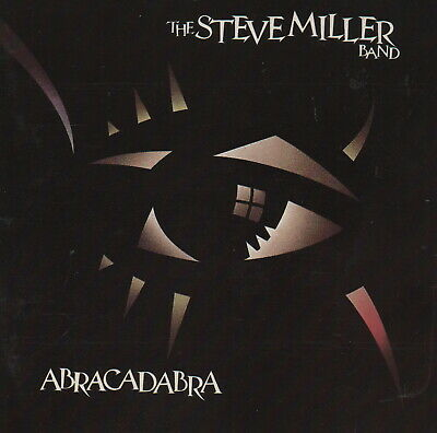 THE STEVE MILLER BAND - Abracadabra - CD album