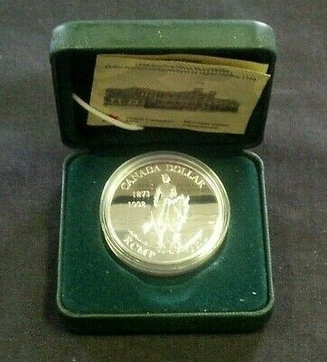 LOT of 2017 RCM 125th Anniv of Stanley Cup incl 3 oz Pure SILVER $50 Coin