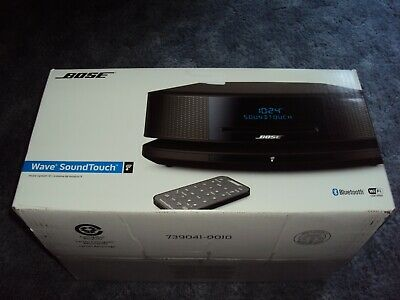 New Bose Wave Sound Touch Music System IV, Espresso Black