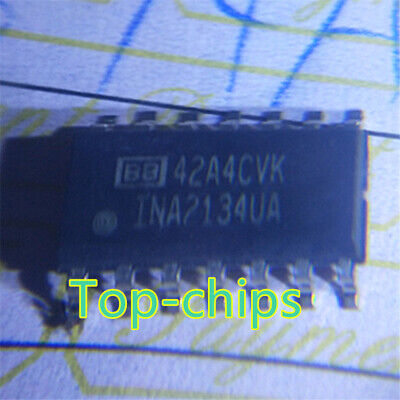 5PCS INA134PA Encapsulation:AUDIO DIFFERENTIAL LINE RECEIVERS 0dB G = 1