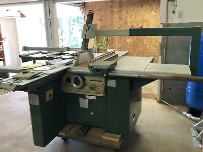 WOW! FELDER K700S Sliding Panel Table Saw -Excellent Condition