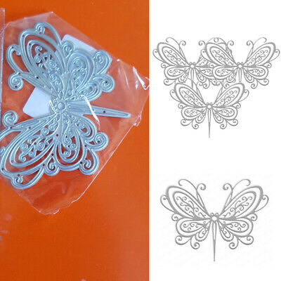 Metal Cutting Diy Butterfly Shape Troquel Flore Cut Embossing Paper DIY Craft Yc