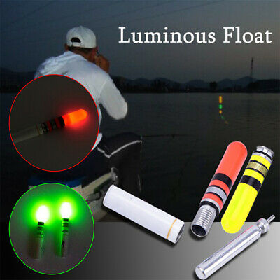 Luminous Charm Fish Floats Buoy Bobber Stick Night Fishing Tackle Accessories Co