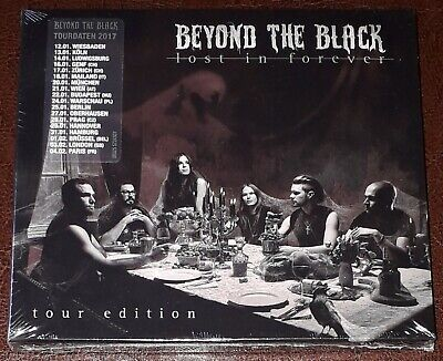 """Beyond The Black """"Lost In Forever Tour Edition"""" CD Slipcase (Symphonic Metal) DE"""