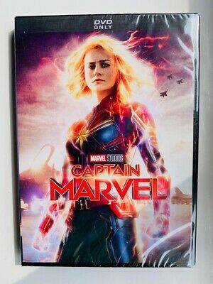 Captain Marvel Dvd Movie Uk Compatibility
