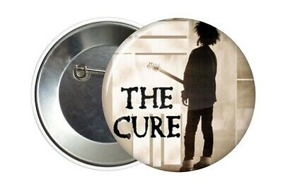 Badge Pin Button The Cure 38 mm