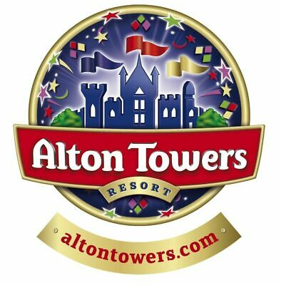 Alton Towers Discounted tickets - £25 Each - Any Date Available - Limited Offer