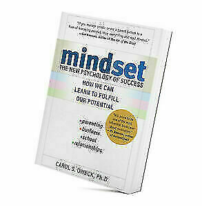 Mindset : The New Psychology of Success by Carol S. Dweck P.DF🎁+ GIFT