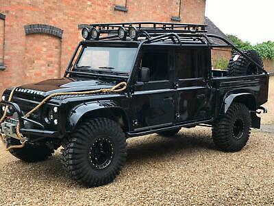 Land Rover 130 Defender 200Tdi Ground Up Rebuild USA Exportable