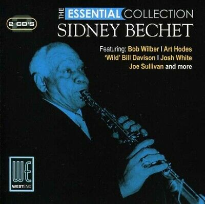 Sidney Bechet (1897-1959) - Essential Collection, The (Musik-CD)