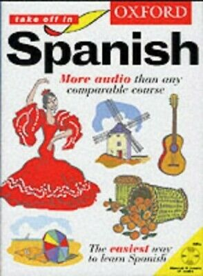 Oxford Take Off in Spanish: Complete Language Learning Pa... Mixed media product