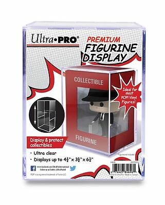 Ultra Pro Premium Clear Figurine Display Case Protect Pop Figures Hard Plastic