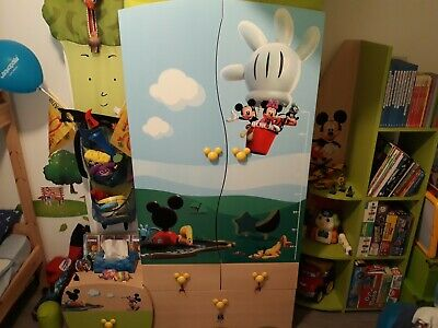 Mueble Niño Mickey Mouse