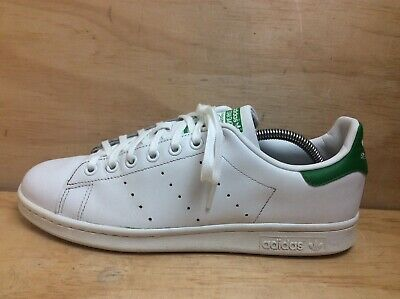Eu 9 Smith White Men's 9 Trainers 43 Stan Adidas 5 Size Us Green Uk Originals 5 53AjR4L