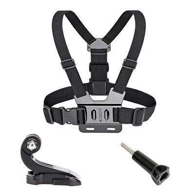Body Mount Belt Chest Strap for GoPro HERO7/6/5/4 Session SJCAM/Xiaomi yi H9R