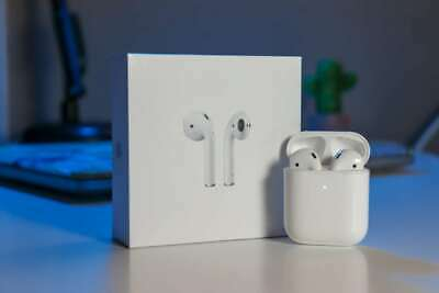 Apple AirPods 2nd Generation with Wireless Charging Case Support Wireless charge