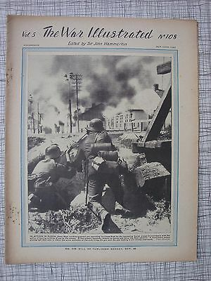 RAF Hurricane IID, Typhoon, Longstop Hill Tunisia WW2 The War Illustrated #155