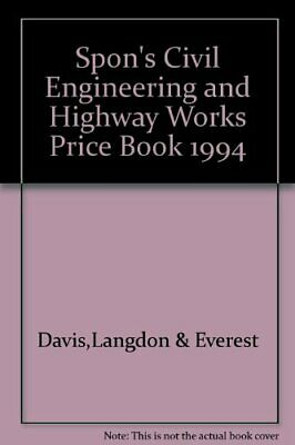 Spon's Civil Engineering and Highway Works P... by Davis Langdon & Ever Hardback
