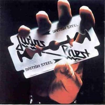 *NEW* CD Album Judas Priest - British Steel (Mini LP Style Card Case)