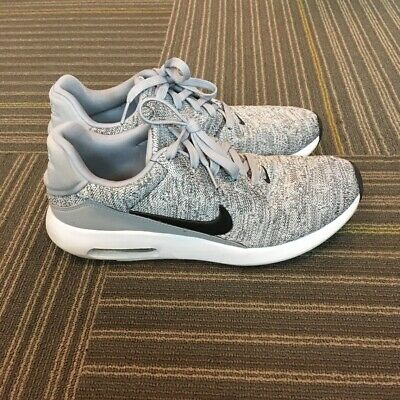 d789fd6ad1dcb NIKE AIR MAX Modern Flyknit Mens Running Shoes 9.5Wolf Grey 876066 ...