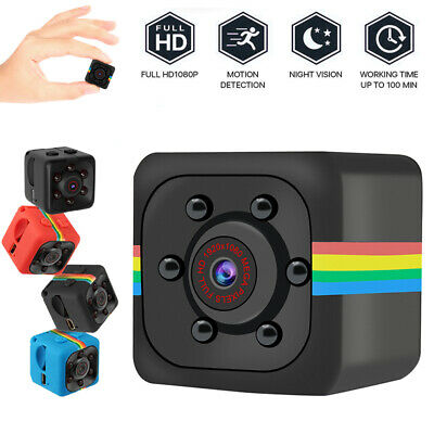 SQ11 Full HD 960P Mini Car Hidden DV DVR Camera Spy Dash Cam IR Night Vision ma