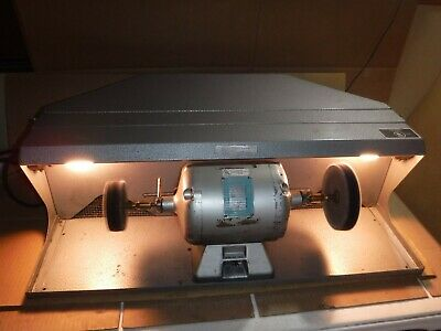 Procraft Dust Collector Dental Polishing Lathe  115V 1/6-.04 Hp