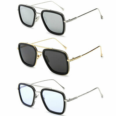 Hot Sunglasses Peter Parker Spiderman Far From Home Iron-Man Tony Stark Glasses