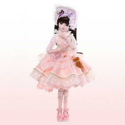 Kids Gift BJD Doll 1/3 Ball Jointed Girl Dolls With Makeup Wigs Clothes SD Toys