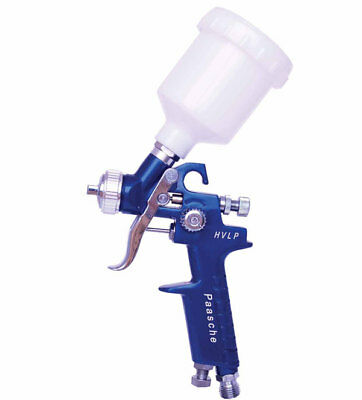 Paasche HG-08 HVLP Gravity Feed Touch Up Paint Spray Gun