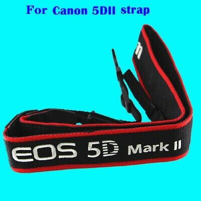 Neck Shoulder Strap 1D 1DS 1DS MARK 5D II 5D2 For Canon EOS 7D etc SLR Camera